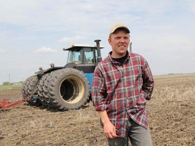 traktors, traktorists